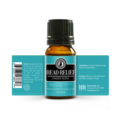 Head Relief Synergy Blend