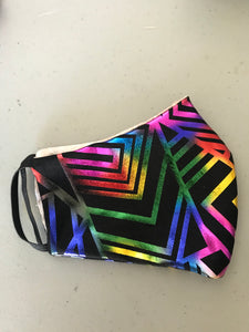3D Facemask - Multiple Colors Available