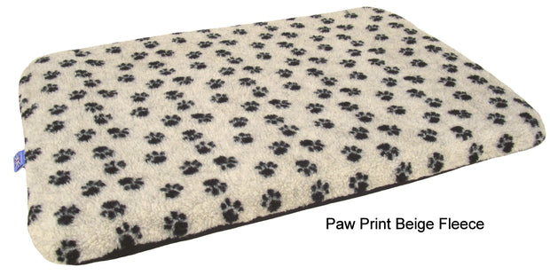 P&L Country Dog Fleece Dog Duvet with removable cover dog beds