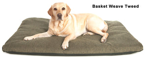 P&L PREMIUM HEAVY DUTY BASKET WEAVE MATERIAL PET DUVETS WITH REMOVABLE COVERS