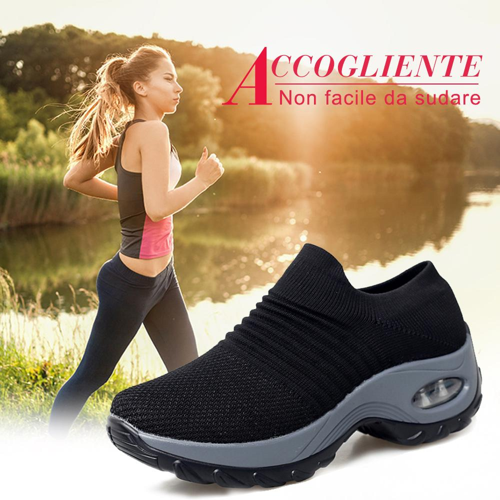 Cuscino Ad Aria Fitness.Breathable Shoes With Unisex Air Cushion Super Outdoor Shoes