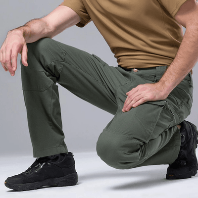 Pantaloni da hiking tattici all'aperto