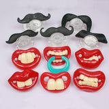 Funny Pacifier Designs For All Babys