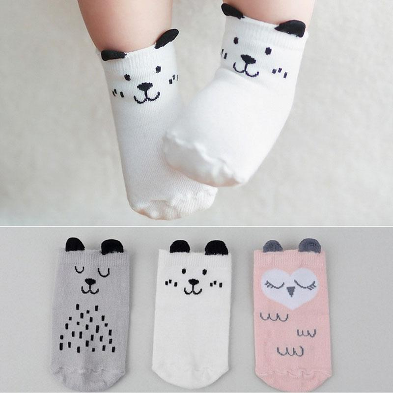 Newborn Anti-Slip Cartoon Cuddlers