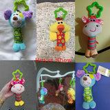 Assorted Fun Animals for Crib And Stroller