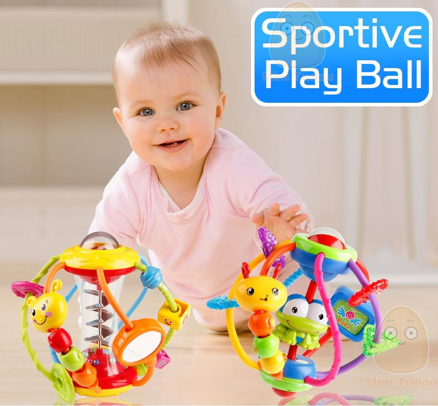 Baby Rattle Activity Ball