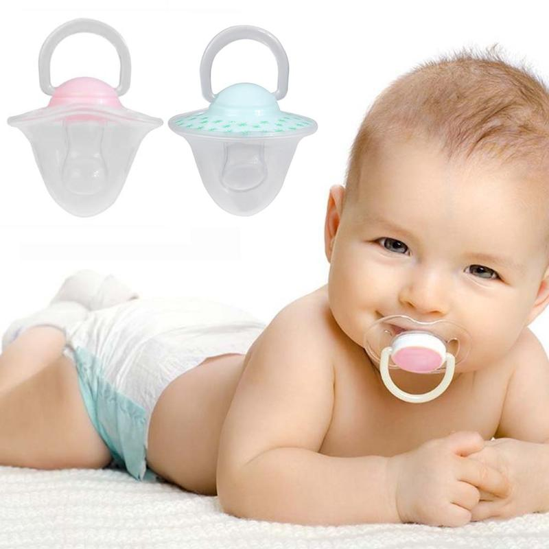 Anti-dust Cover Baby Pacifier