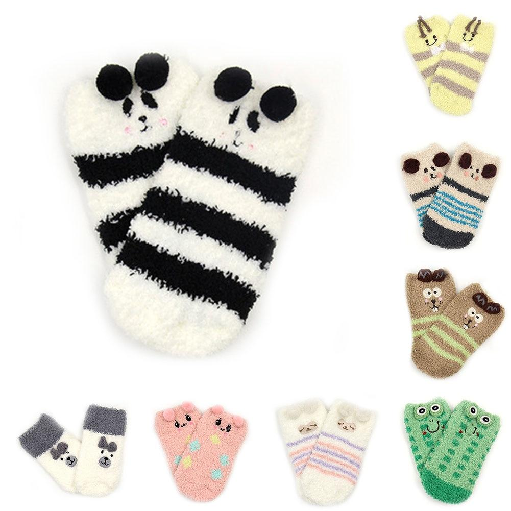 Cozy Animal Snuggle Socks