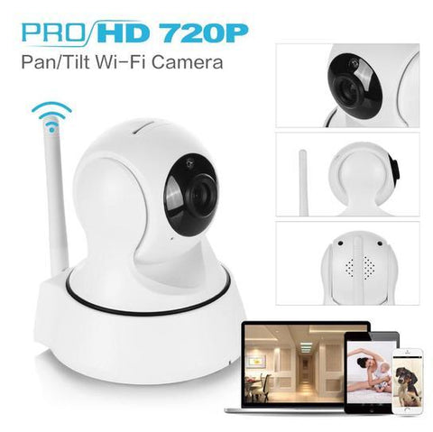 720P(HD) Home Security Baby Monitor