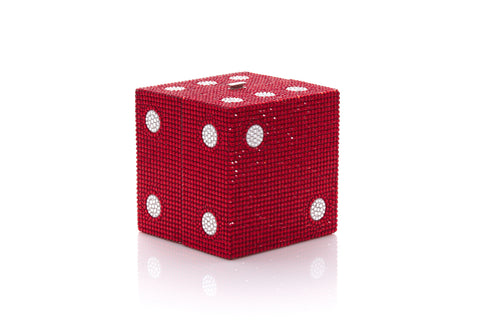 Cube Dice Red