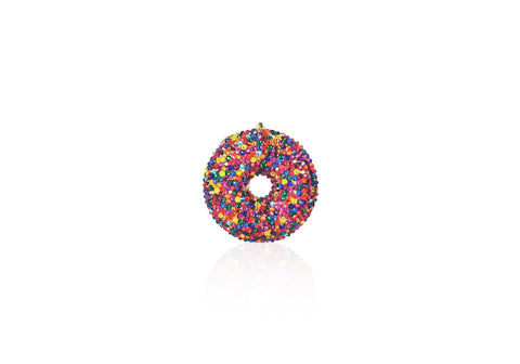 Donut Pillbox Sprinkles