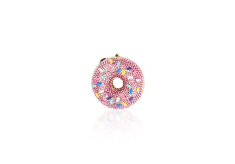 Donut Pillbox Strawberry