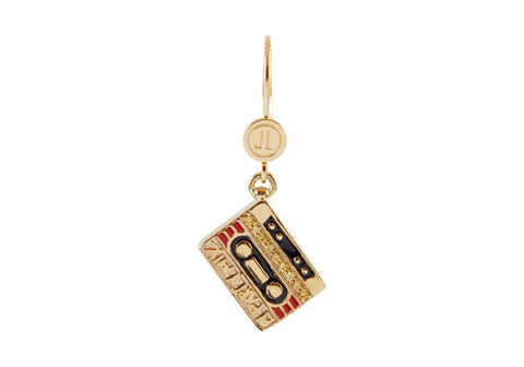 Mixtape Party Mix Leverback Earring