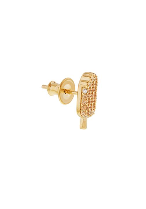 Popsicle Creamsicle Stud Earrings