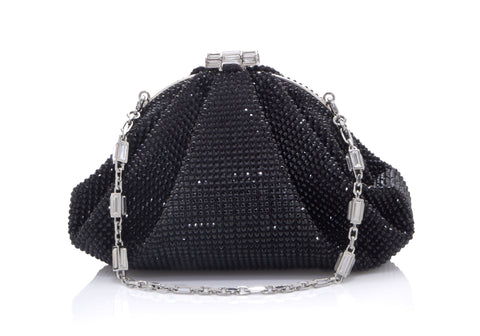 Enchanted Clutch Black