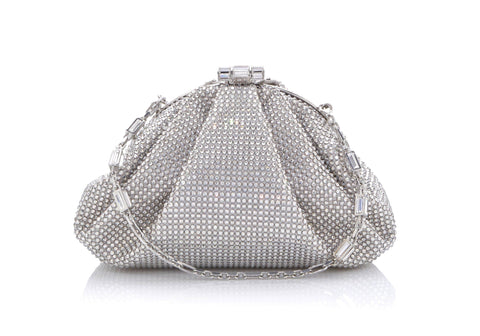 Enchanted Clutch Silver