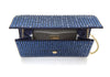 Fizzoni Navy Bling Clutch
