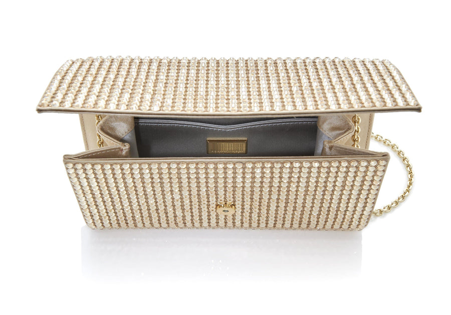 Fizzoni Champagne Bling Clutch