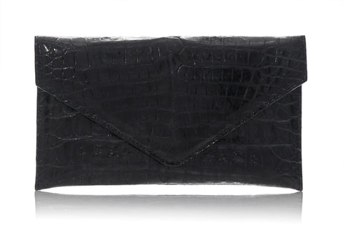 Flat Envelope Black