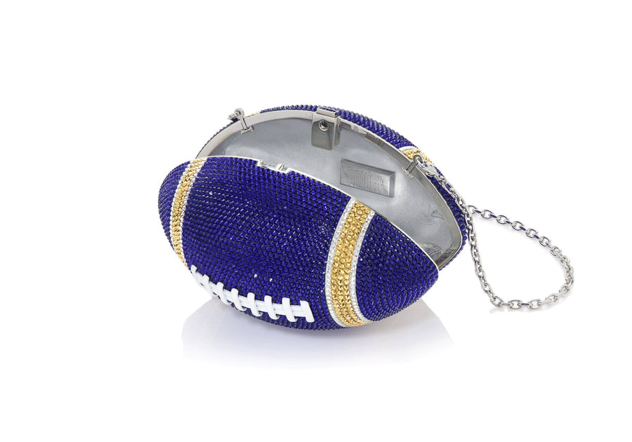 Football Blue and Gold