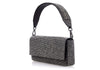 Brigitte Crystal Shoulder Bag Grey
