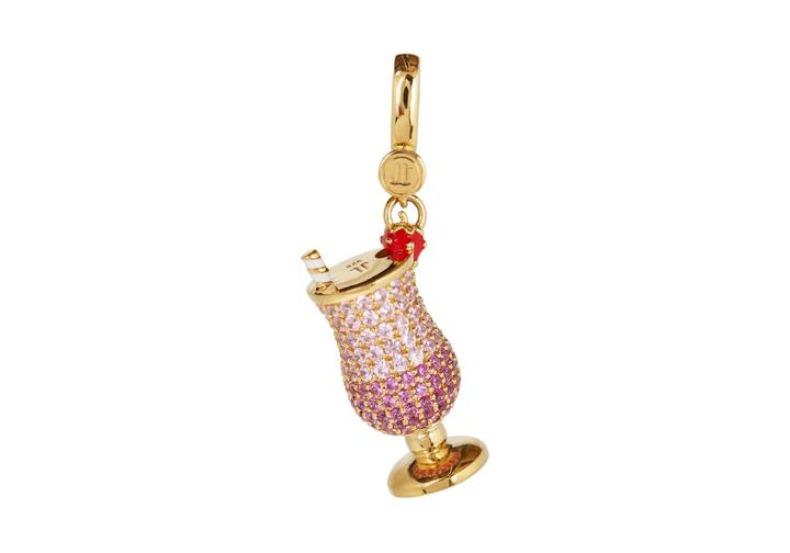 Cocktail Charm Pink Lady
