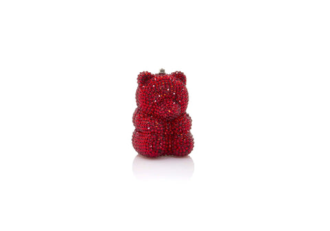 Gummy Bear Pillbox Red