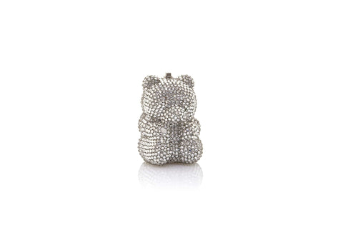 Gummy Bear Pillbox Silver