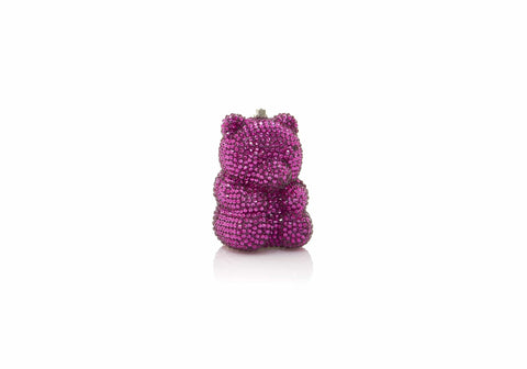 Gummy Bear Pillbox Fuchsia
