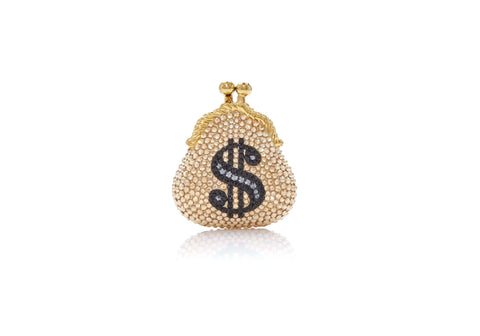 Coin Purse Pillbox Dollars