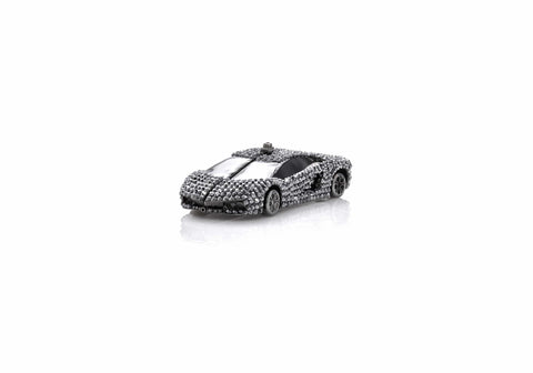 Sports Car Pillbox Grey