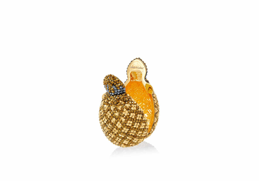 Pineapple Pillbox Golden