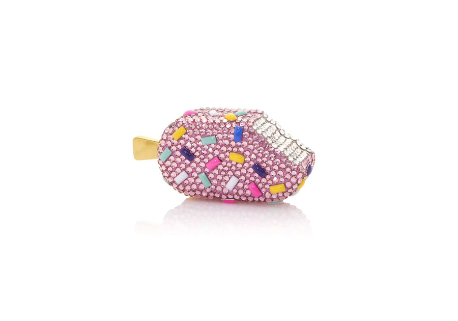 Popsicle Pillbox Strawberry Sprinkle
