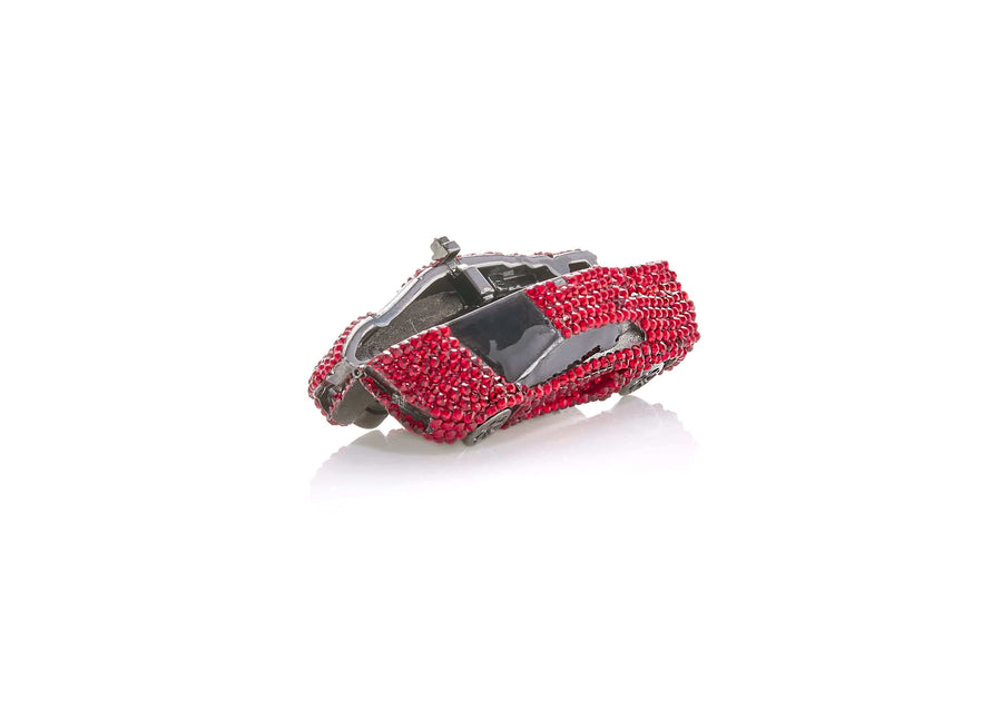 Sports Car Pillbox Red