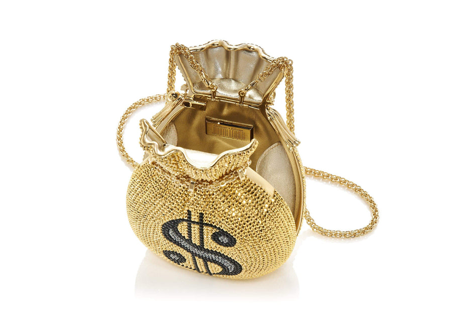 Pouch Money Bags Gold