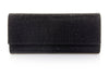 Ritz Fizz Black Clutch