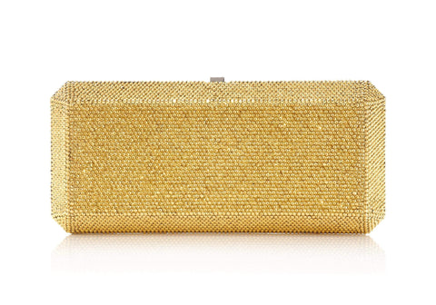 Slim Rectangle Gold