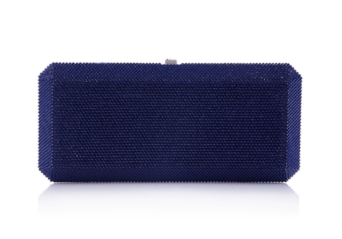 Slim Rectangle Blue