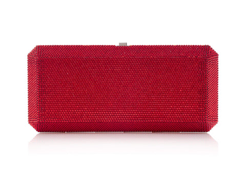 Slim Rectangle Red