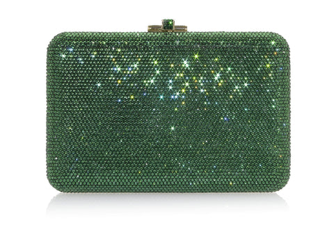 Slim Slide Green Clutch