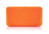 Smooth Rectangle Neon Orange