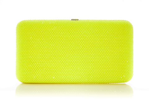Smooth Rectangle Neon Yellow