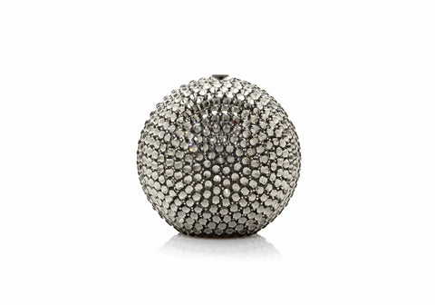 Sphere Black Diamond Bling