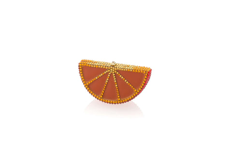 Slice Pillbox Orange