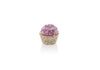 Cupcake Pillbox Strawberry