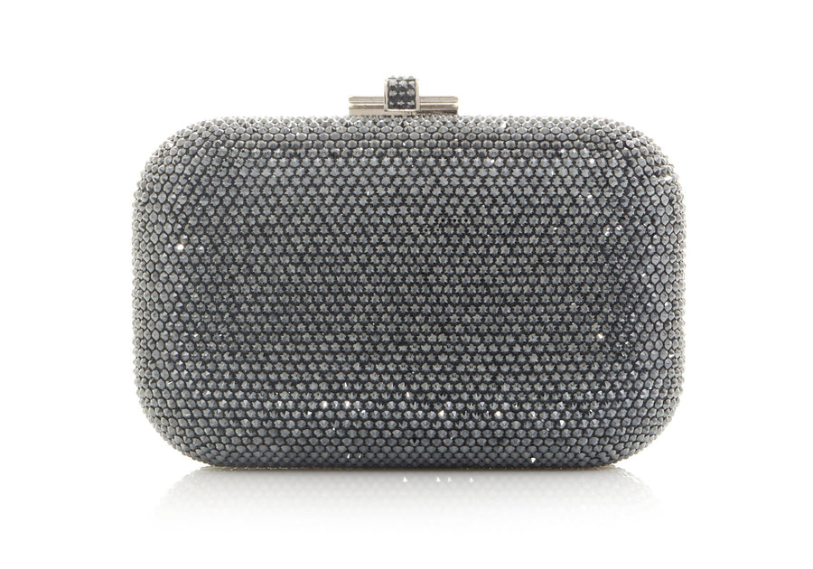 Slide Lock Grey Clutch