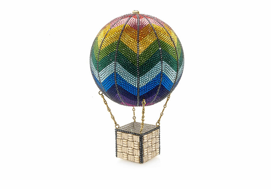Hot Air Balloon Rainbow