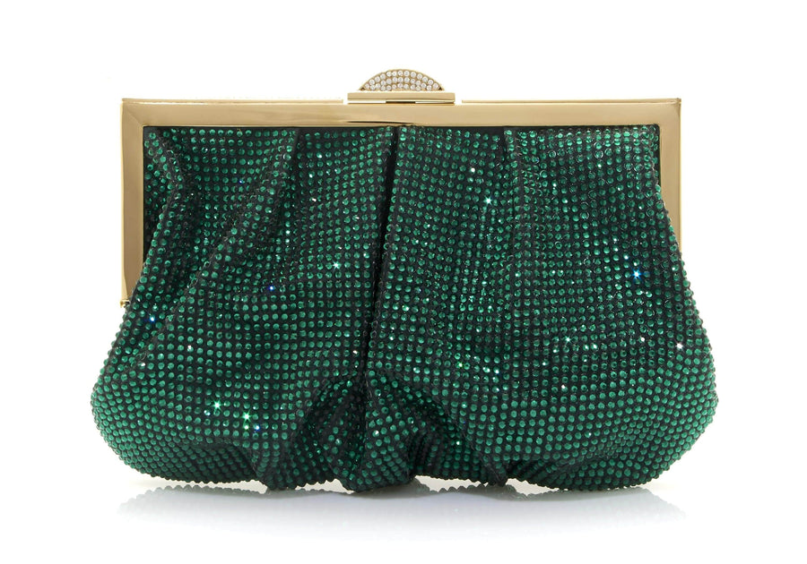 Natalie Crystal Clutch
