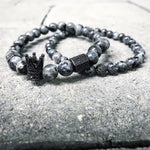 BLACK CROWN Bracelet