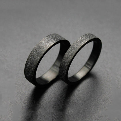 CARBON & ASHES RINGS